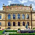Exkurze do pražského Rudolfina a Památníku Lidice