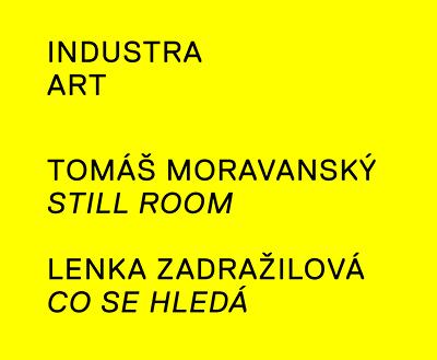 Tomáš Moravanský + Lenka Zadražilová