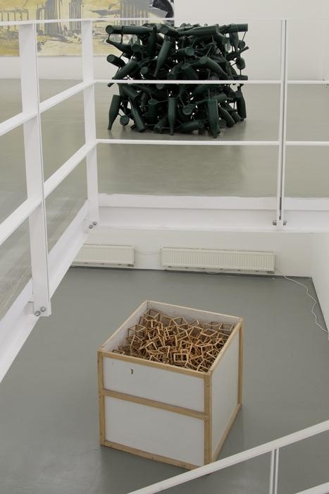 Výstava Ohled v Galerii Ars