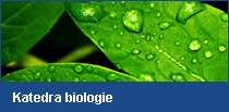 katedra biologie